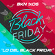 BKN 1x06: Lo del Black Friday y la canción de moda