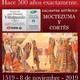 El encuentro entre Moctezuma y Cortés.
