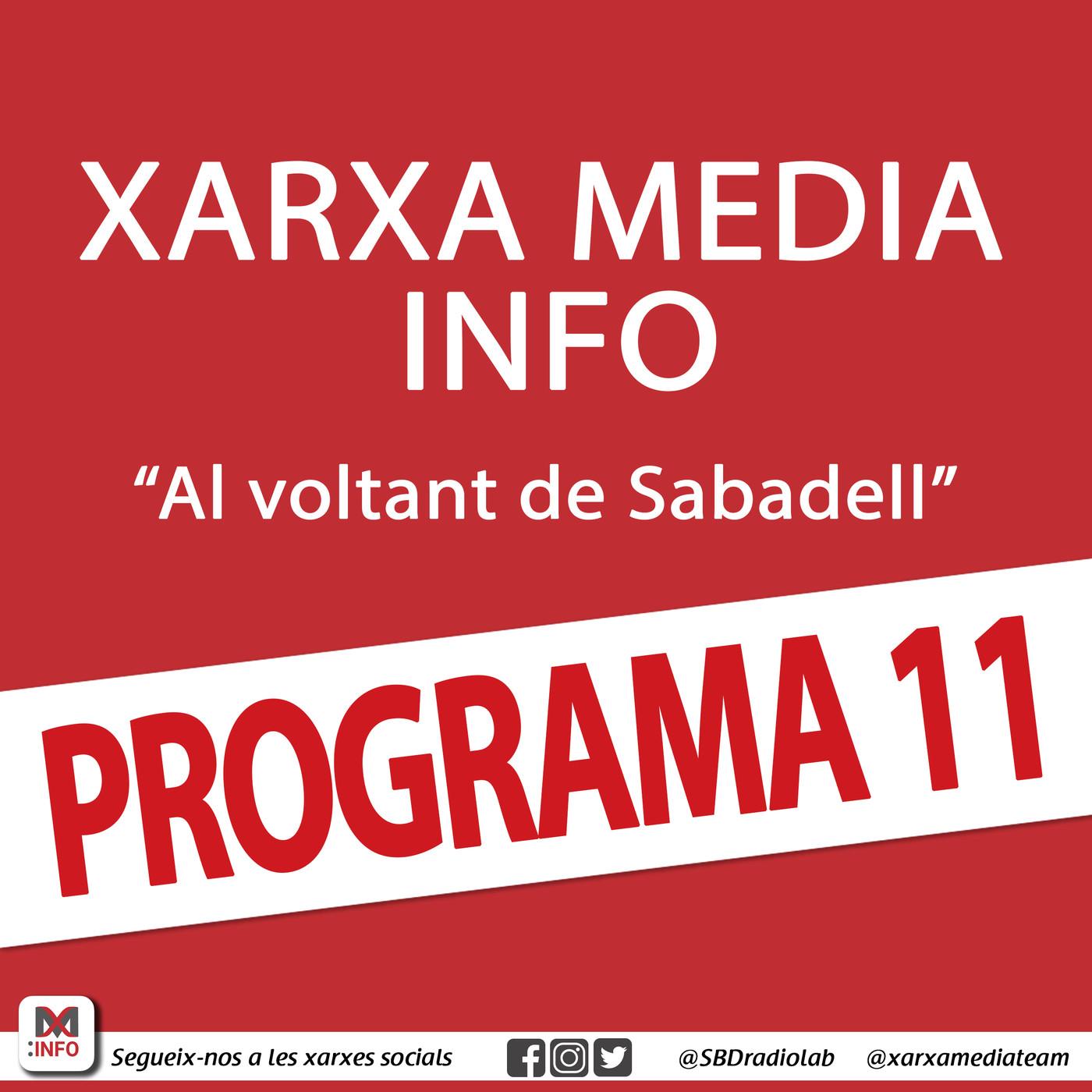 XMInfo. PROGRAMA 11. Secció 'Informa't i forma't'