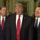 01-09-2019 - President and Senate Republican Leaders News Conference - Shutdown Continues