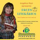 Drops literários com Angélica Rizzi apresentando Nelson Rodrigues