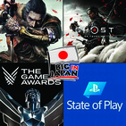 BIG IN JAPAN|Videojuegos 2X09 - State Of Play, Game Awards 2019