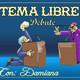 Tema Libre Con Damiana (Diciembre 5.2017)FALLA EN EL PENSAMIENTO HUMANO
