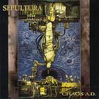 Sepultura -Chaos A.D. 1993