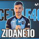 Zidane10, proplayer FIFA 20 - Face to F4C3