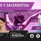 MUJER Y SACERDOTISA - Con Inma Borrego y Vero Fdez