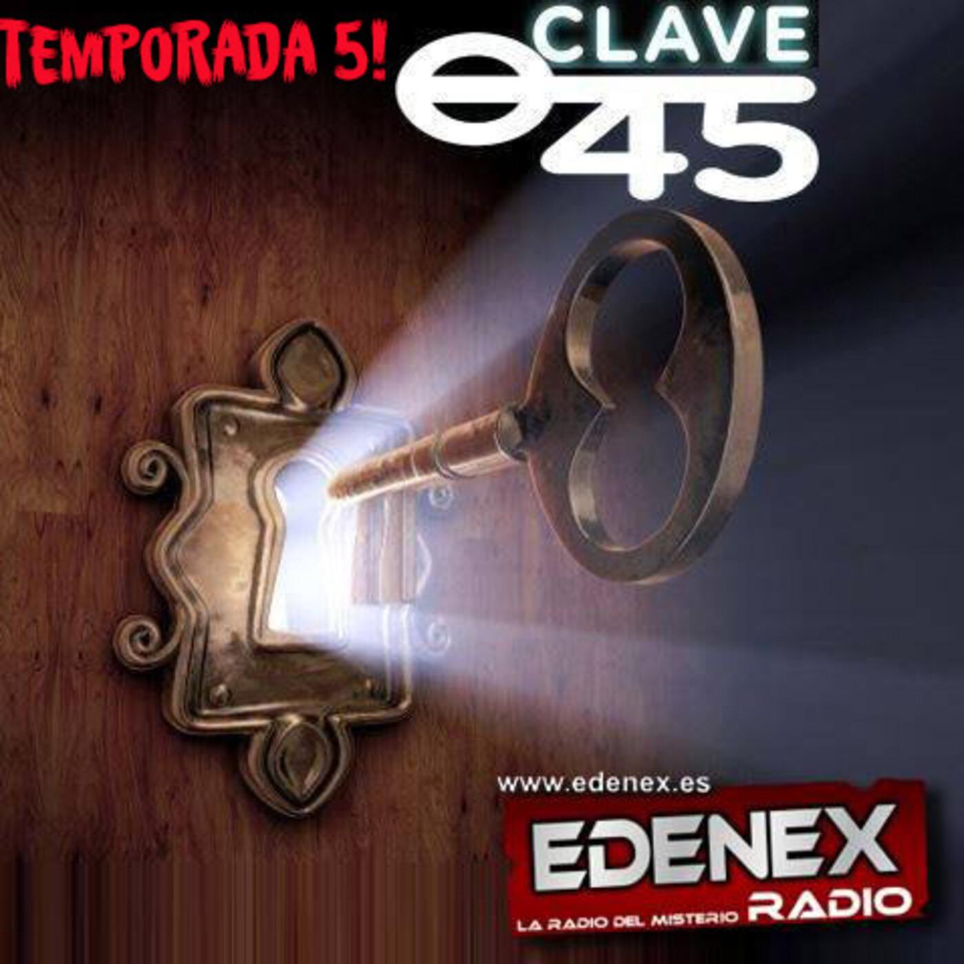 Clave 45. T5. Audiorelato de David Santiso. Desde el Valle de los Levantados