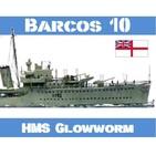 B-10#41 HMS Glowworm Ex Tenebris Lux