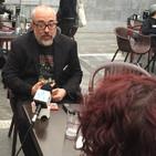 Entrevista Alex de la Iglesia, Blanca Suárez y Mario Casas - El Bar - Festival de Cine de Málaga