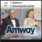 CDBR 060 - A Ponto de Evaporar - Walter e Encarnacion Lucich