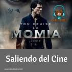 La Momia 2017 Saliendo del Cine