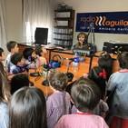 Los niños de 6º Infantil del Colegio San Gregorio cuentan noticias