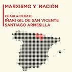 Marxismo y Nación, charla en la Universidad del País Vasco