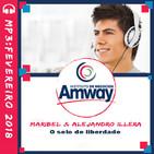 MP3 Fevereiro 2018 - O selo de liberdade. Oradores: Maribel & Alejandro Illera