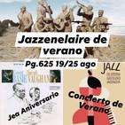Jazzenelaire prog.nº 625Limehouse Blues-Liza- Lonely Woman.-JAZZANIVERSARIO.-Count Basie & Sarah Vaughan 1960.-CONCIERTO
