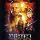 Audiopelicula Star Wars 5: Star Wars I La amenaza fantasma