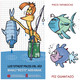 'Los otros peces del río', exposición didáctica sobre cómo gestionar y eliminar residuos