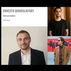 Diálogos 04 - Ernesto Bohoslavsky - Podcast