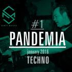 PANDEMIA #1 by Santy Mataix Enero 2016
