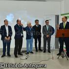 Inauguración de la exposición fotográfica del 40 Aniversario del Pacto de Antequera