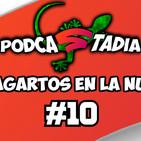 ¡PODCASTADIA! #10 ¡LAGARTOS en la NUBE! | PODCAST sobre STADIA en ESPAÑOL