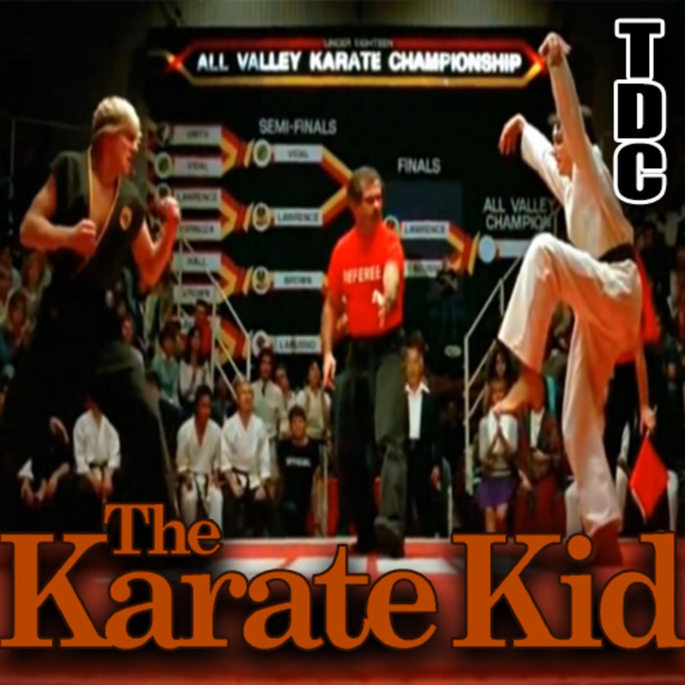 TDC Cine - Karate Kid (charla tras la proyección de la película el 2-10-2020))