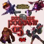 Episodio05: Porqué debes jugar a League of Legends
