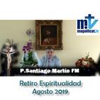 Ejercicios Espirituales 2019. 12-El abandono del Padre