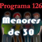 Programa 126. Menores de 30