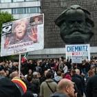 Chemnitz y la ultraderecha en Alemania.