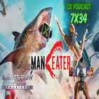 CX Podcast 7x33 I xCloud, Maneater y Saints Row: The Third Remastered