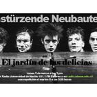 El jardín de las delicias - Einstürzende Neubauten (05/03/2018)