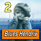 ARMÓNICA · by Blues Hendrix