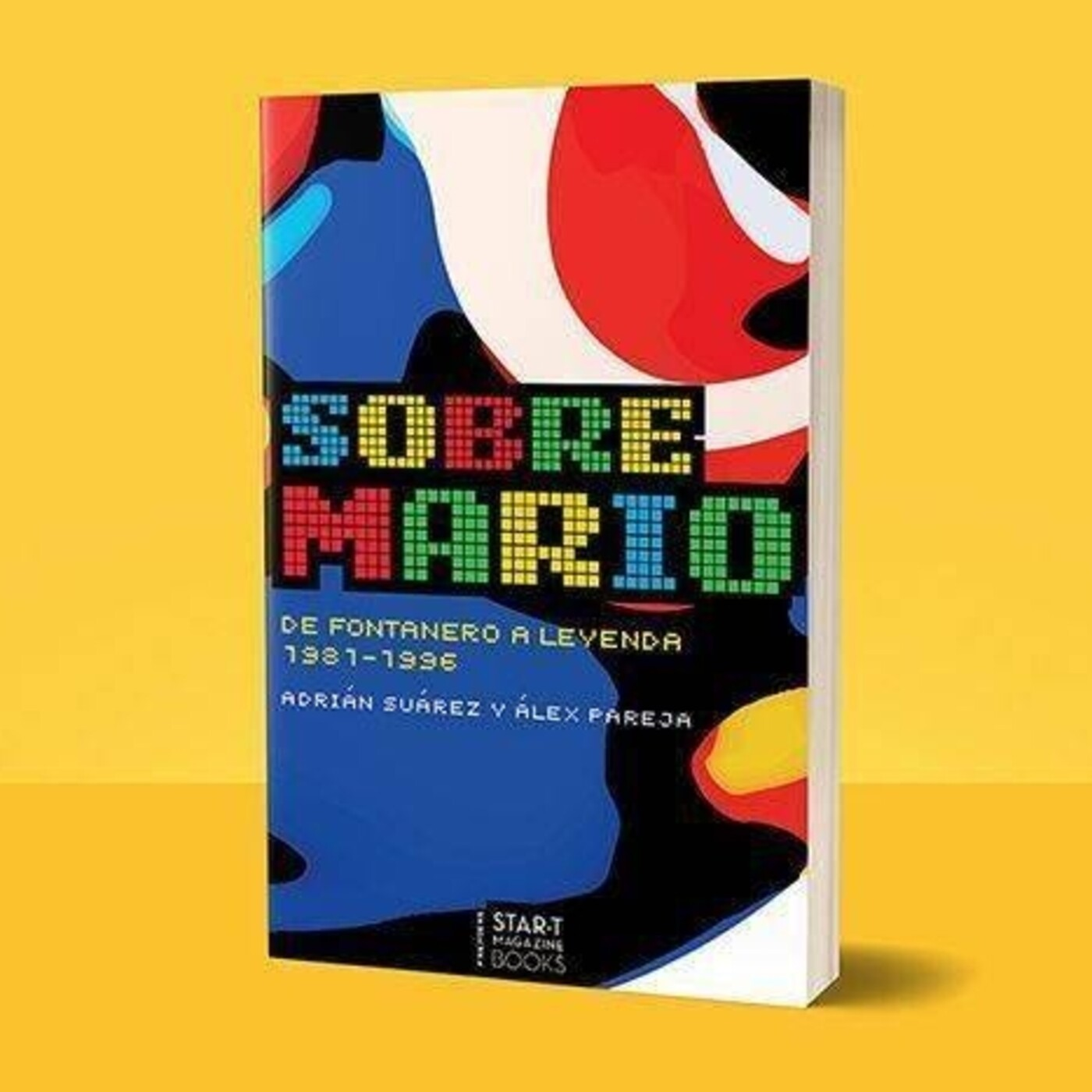 4x03 - ENTREVISTA CON ADRIÁN SUÁREZ (SOBRE MARIO: DE FONTANERO A LEYENDA) Y NINTENDO DIRECT MINI PARTNER SHOWCASE