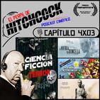 El Perfil de Hitchcock 4x03: Entrevista Juan Carlos Paredes, La niebla y la doncella, Mario Bros y El arpa birmana.