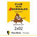 2x02 Club de los Anormales - Sincronicidad e índice del episodio