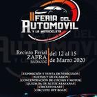 Rueda de prensa para presentar la II Feria del Automóvil y la Motocicleta