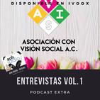 Extra - ENTREVISTAS VOL.1 (FT. AVIS - ASOCIACIÓN CON VISIÓN SOCIAL)