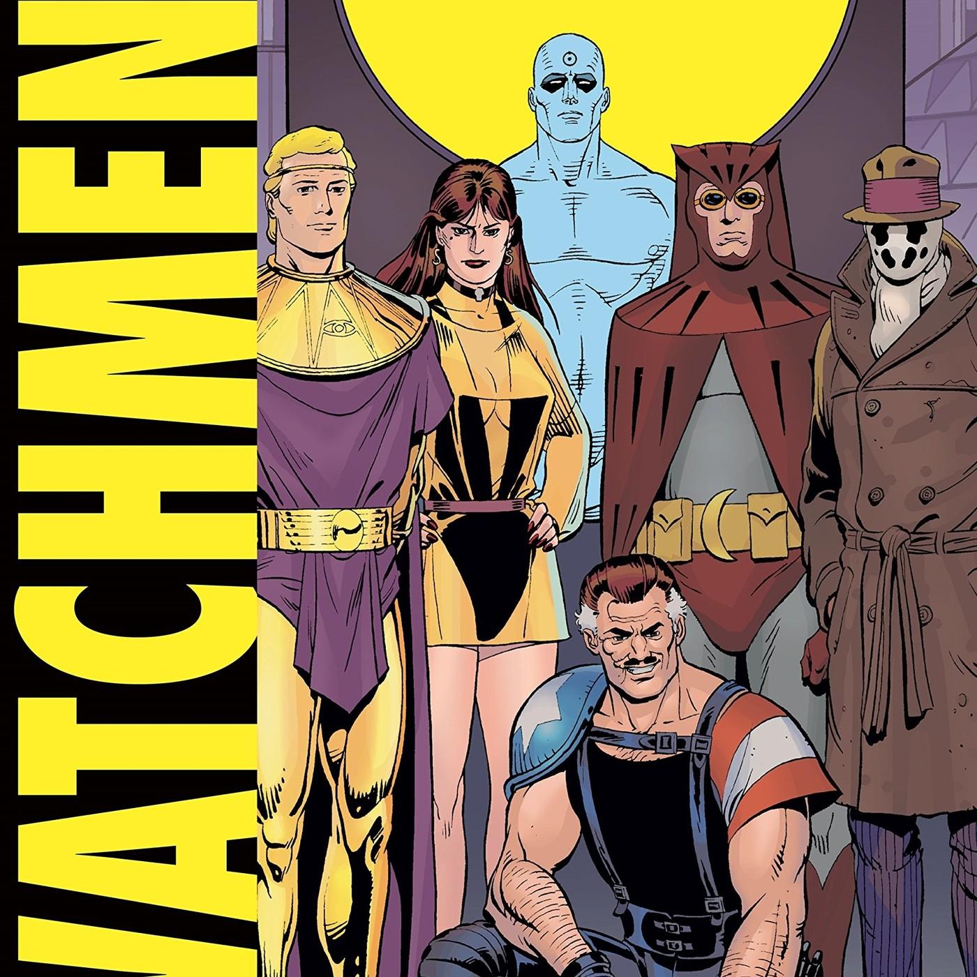 Episodio 2: Analizando el universo Watchmen