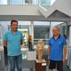 Entrevista a Pedro López, coordinador Espacio Cultural Cámara de Comercio y al escultor David Guiló