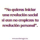 Inicia tu revoluciÓn personal
