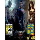 Programa 46 - El Sótano del Planet - Seguimiento de la SDCC 2014 con Teaser de Batman Vs Superman y foto de Wonder Woman
