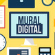 ¿Que es un mural digital?