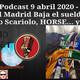 Podcast 9 abril 2020 - Real Madrid Baja el sueldo... Piropo Scariolo, HORSE... y más!