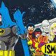¡Santos Outsiders, Batman!