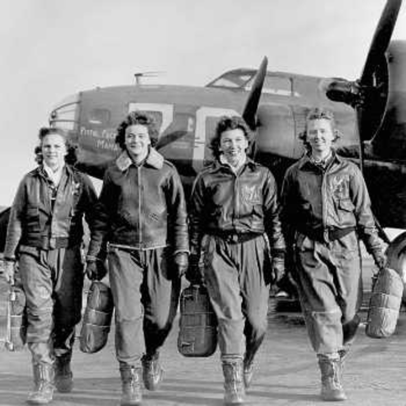 EstíoCast 28 - W.A.S.P. Las mujeres piloto de la U.S.A.F. durante la II Guerra Mundial
