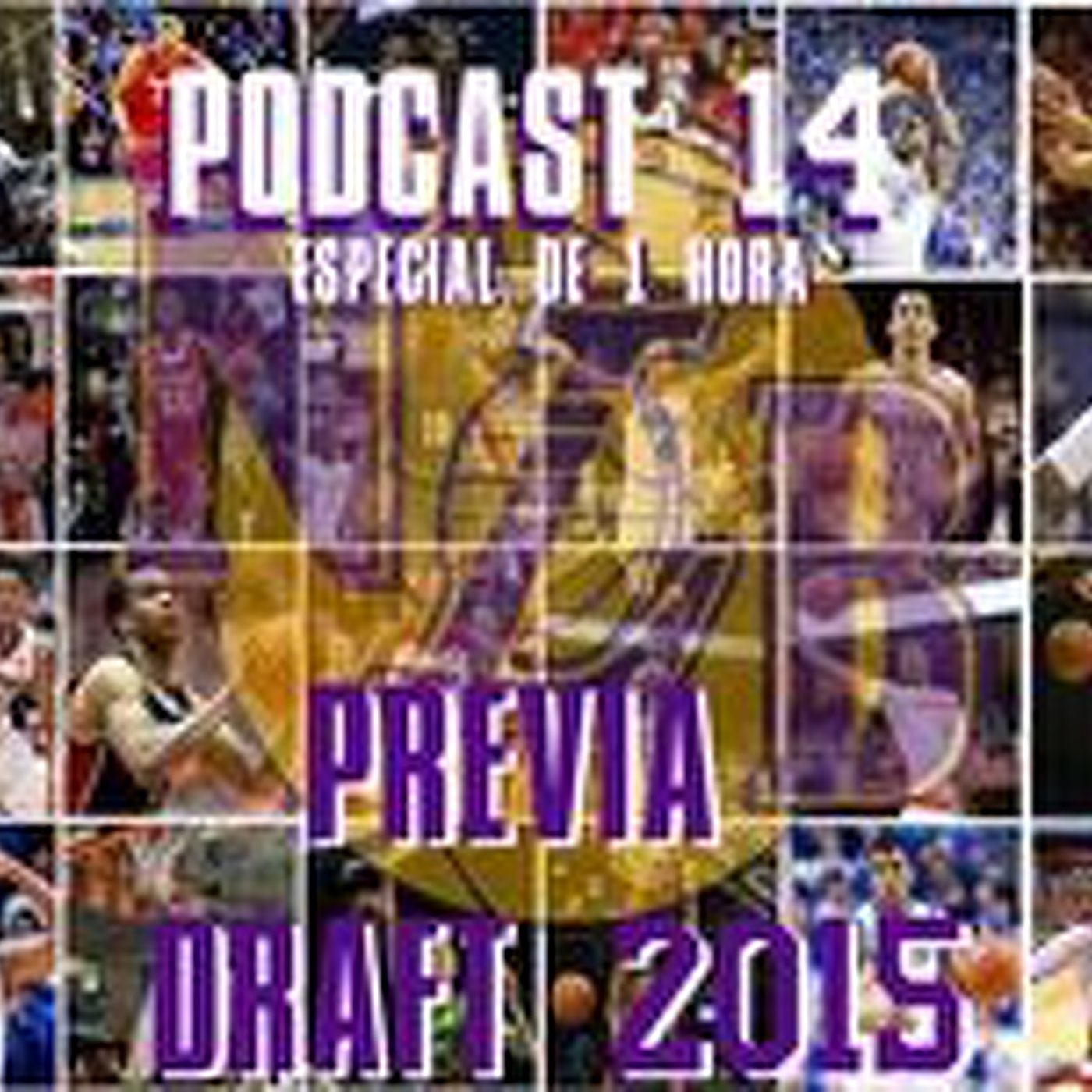 PODCAST #14 - Especial de 1 hora: PREVIA DRAFT 2015