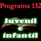 Programa 132. Juvenil e infantil