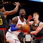 Descenso al MSG. 1x54. Los Knicks y como perder ganando de 8 en menos de dos minutos