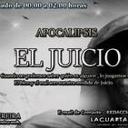 4X02 - LA CUARTA ESFERA - EL JUICIO - Presentación Juicio a Dios de Manuel Fernandez y Vampiros Energeticos